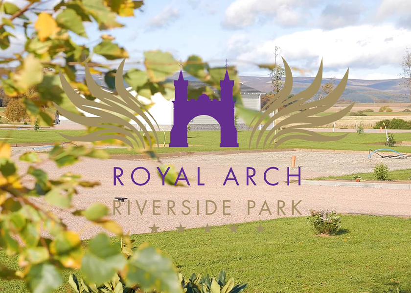Royal Arch Riverside Park